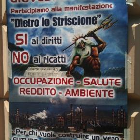 """La rete da strumenti democratici al Comitato Cittadini e Lavoratori Liberi Pensanti di Taranto. Alla città propongono, il 2 agosto, una manifestazione per il """"Risarcimento"""""""
