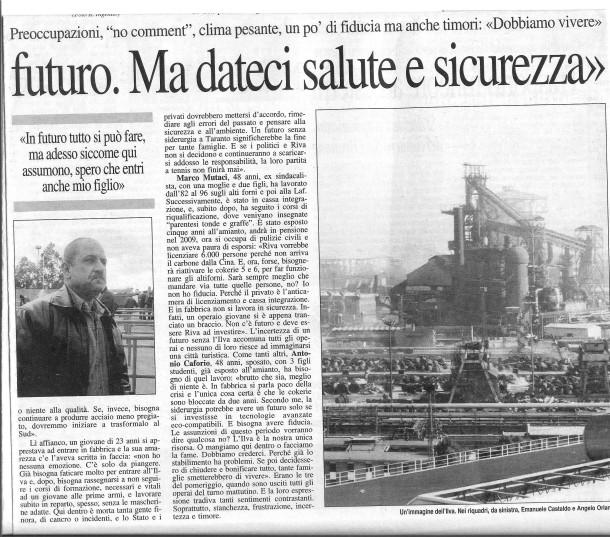 18 febbraio 2004 - Nuovo Quotidiano di Puglia seconda parte