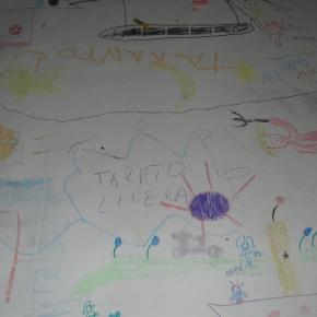 """Una matita innocente disegna """"Taranto Libera"""" e mi rincuora quando penso alle penne smarrite dei Giornalisti di AmbienteSvenduto"""