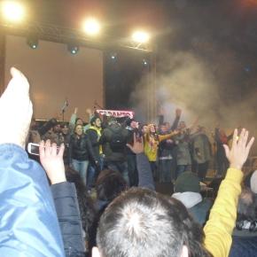 """I media nazionali ignorano """"Taranto Libera"""" ed i suoi 10.000/20.000 manifestanti? Preferendo difendere un D.L. Incostituzionale Salva Ilva? I cittadini si informano da soli. Noi c'eravamo…"""