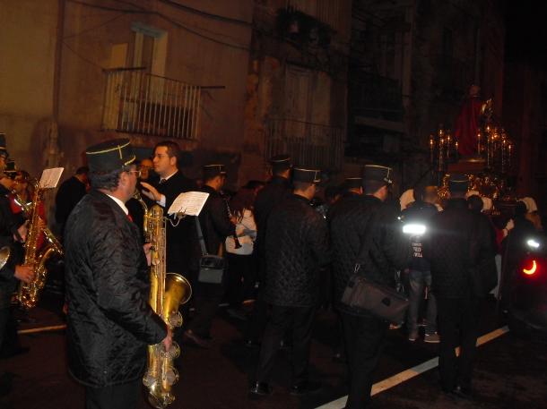 Processione di Santa Cecilia e Pastorali della Banda Santa Cecilia