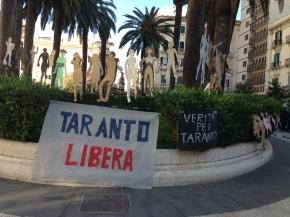 Presa Diretta sul caso Ilva di Taranto. Riflessioni a freddo, ricordando: Fiaccolate, Taranto Libera eSit-In.