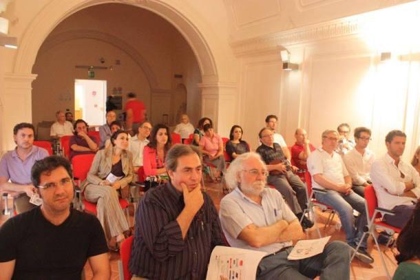 Foto di Massimo Prontera. Sala Congressi del Mudi. Festa dell'Archietto.