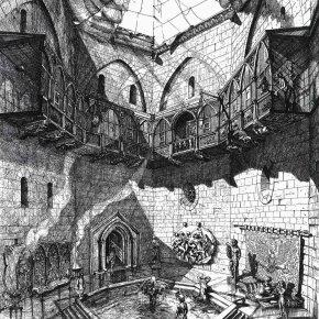 …E forse il Castel del Monte di Federico II non era un Castello ma un Hammam nelle colline di Puglia…, luogo di cura del corpo e dellospirito!
