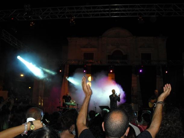 "Nabil ed i RadioDervish con frammenti del loro ""Human Tour"""