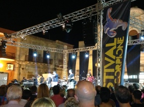 """La voglia di albeggiare, al Festival dello Scorpione di Carosino, con il folk """"rock del popolo"""" ed il brigantaggiointellettuale"""