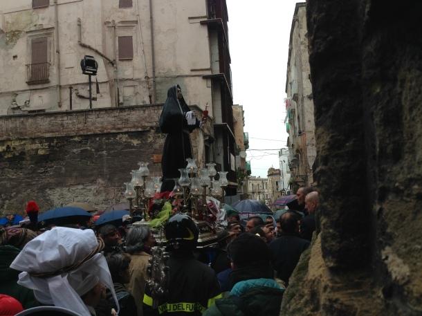 Rientro in San Domenico in anticipo