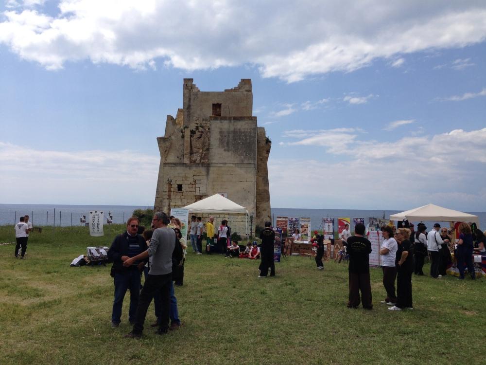 Le forze sane di Taranto all'Open Core Fest 2014 a Saturo (1/6)