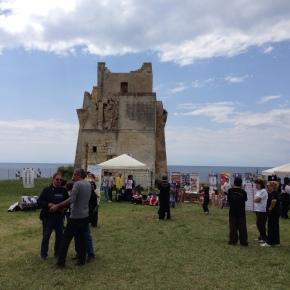 Le forze sane di Taranto all'Open Core Fest 2014 aSaturo