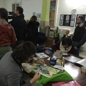 Con la forza della loro passione, hanno creato il Taranto Comix alle OfficineTarantine