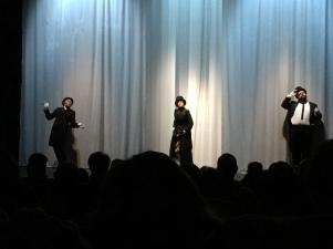 Marco Sgrosso, Elena Bucci, Gaetano Colella