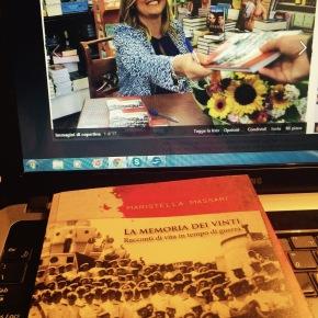La Memoria dei Vinti, sopravvissuti nella resilienza e nel proprio riscatto di persone, nel libro di MaristellaMassari