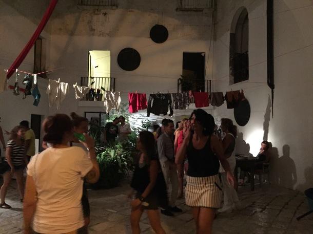 Palazzo Ulmo, 5 agosto