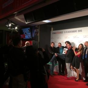 """Animeland, dopo e prima della prima al """"Roma Fiction Fest2015"""""""