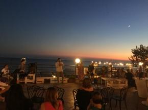 """Il sogno a colori di vivere in una nazione """"Rifondata sulla Bellezza"""", sulle sponde di """"Taranto, la cittàspartana"""""""