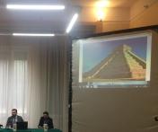 A sinistra, Gaetano Appeso