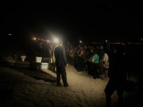 """I mari greci chiedevano aiuto, sulle rive di Chiatona, in """"Dune, sentieri possibili"""""""