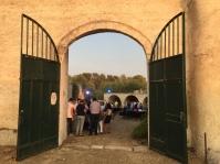 Ingresso di Masseria Canonico, prima volta aperta al pubblici