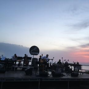 Maredentro, il viaggio, di Bungaro, ha fatto sognare la costa di Mar Grande aTaranto